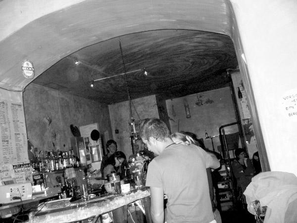 Rock berlin cathedral horror last bar Booby Trap