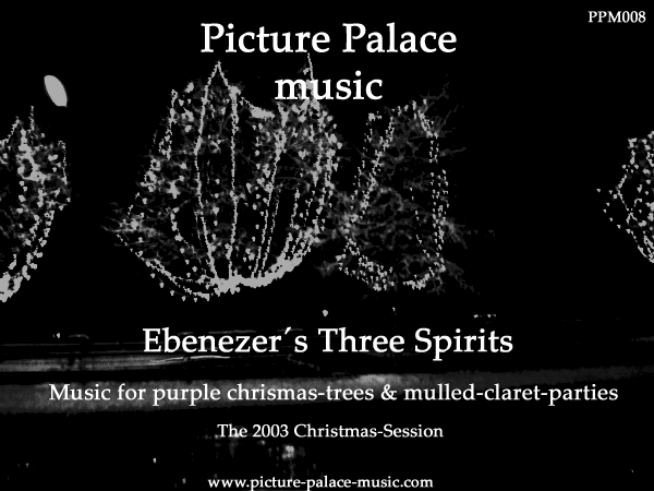 Music for purple christmas-trees & mulled-claret-parties