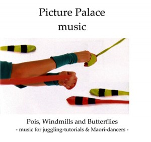 2010Pois, Windmills and ButterfliesDVD, EP CDr / Soundtrack