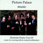 2011 Electronic Poetry Tour EP EP