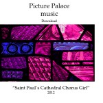 2012 Saint Paul´s Cathedral Chorus Girl